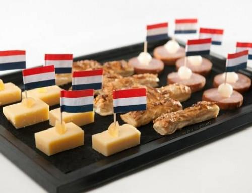 Tot ziens in Nederland: Koffie komende zaterdag