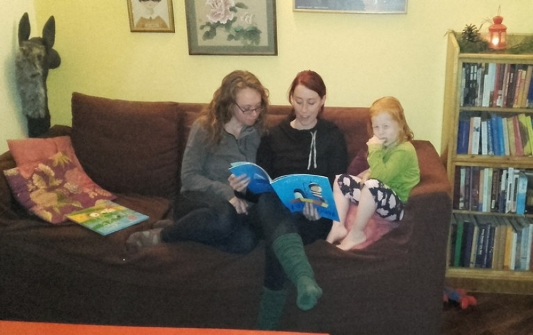 voorlezen tantes