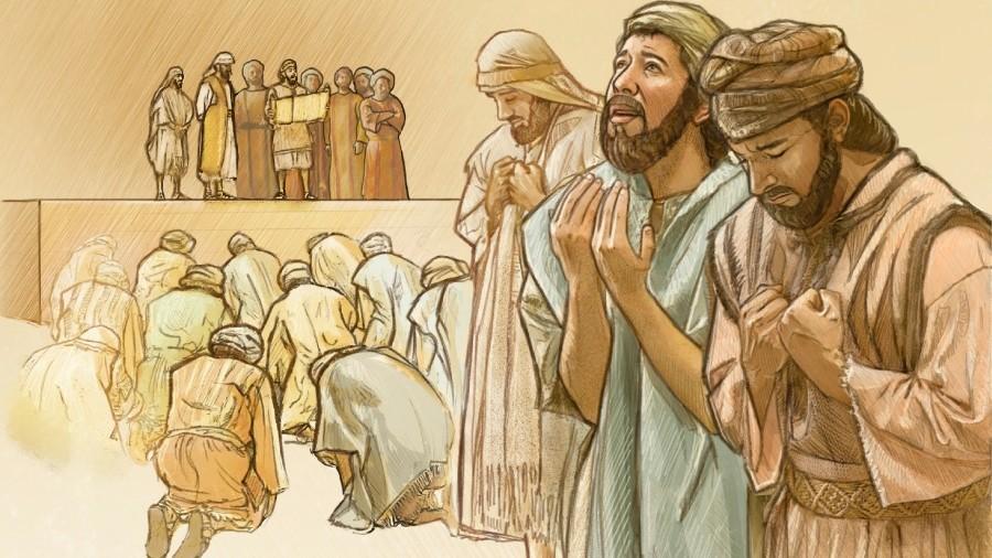 Nehemiah 9