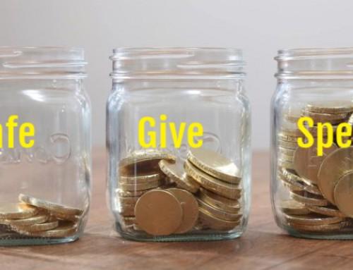 Spendeer je geld niet aan jezelf (deel 2)